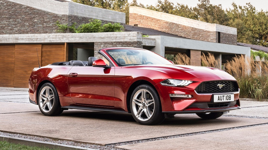 Ford Mustang, col sistema Good Neighbour non disturba i vicini