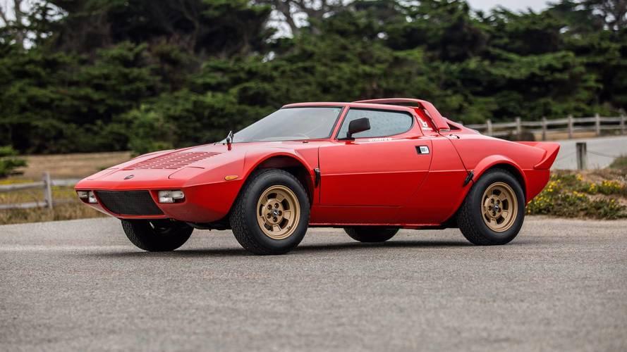 Lancia Stratos HF Stradale 1974 en venta