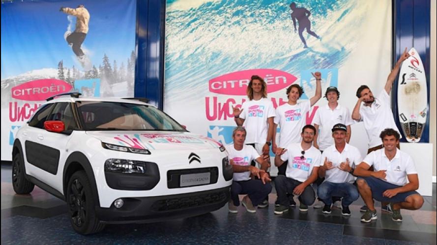 Citroen Unconventional Team, otto Campioni per sei specialità