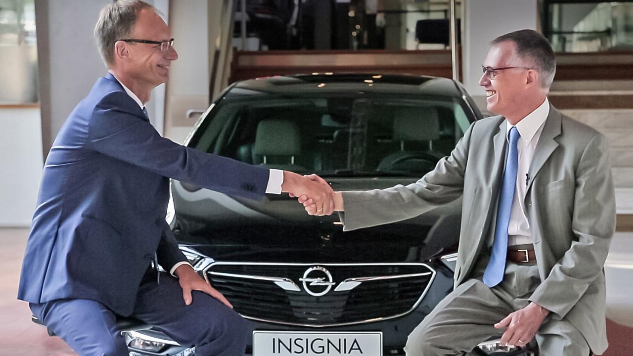 [Copertina] - Opel, da oggi entra nel gruppo PSA