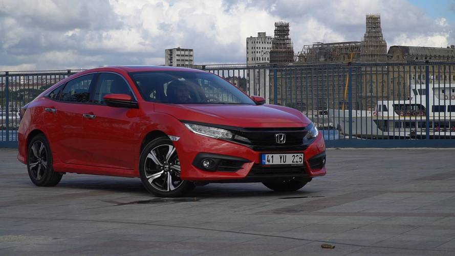 Honda Civic RS | Anneli Test