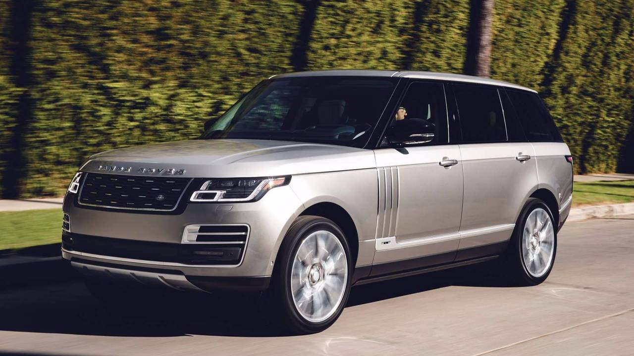 Land Rover Models >> 2021 Range Rover To Be A Lot Lighter Thanks To All New Platform