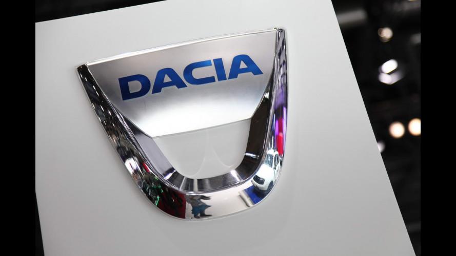 Dacia al Salone di Ginevra 2013