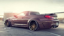 BMW M6 Pickup render by Prior Design