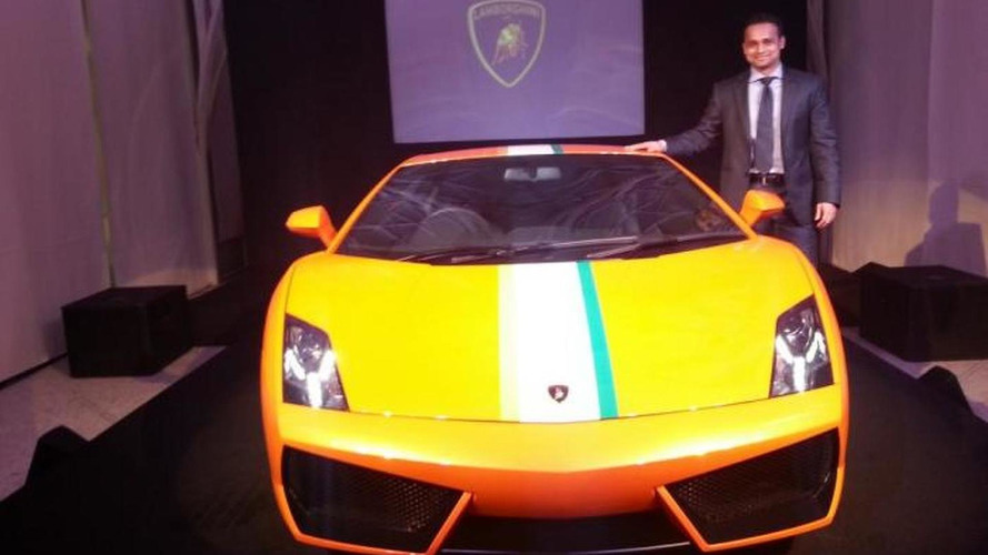 Lamborghini makes 'surprising' announcement, a Gallardo India Limited Edition
