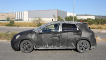 2014 Nissan Almera/Tiida replacement spy photo 08.11.2013