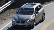 2014 BMW 2-Series Active Tourer spy photo
