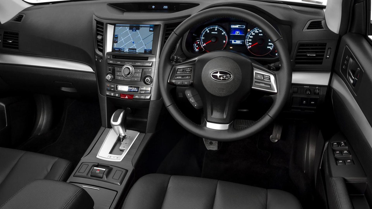 2014 Subaru Outback gains an off-road inspired exterior in