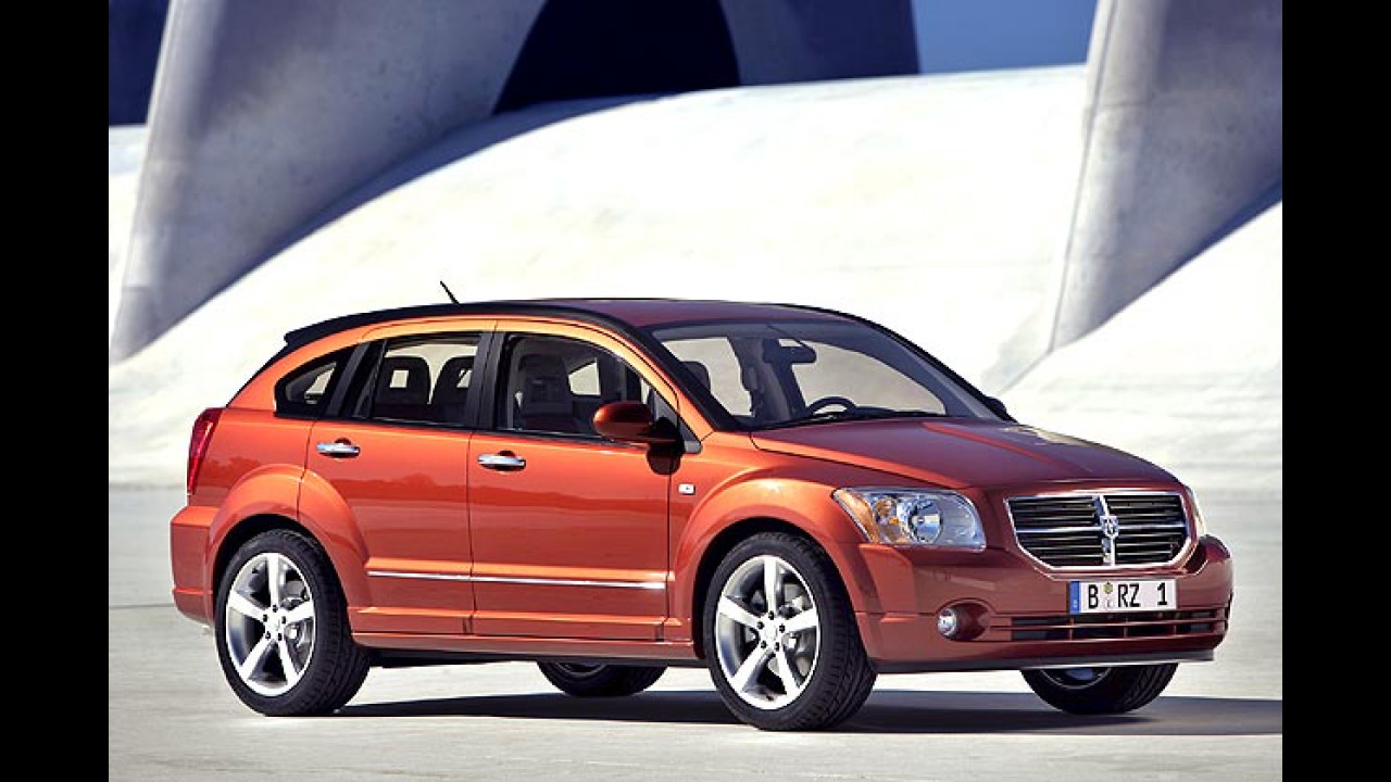 IAA: Dodge Caliber