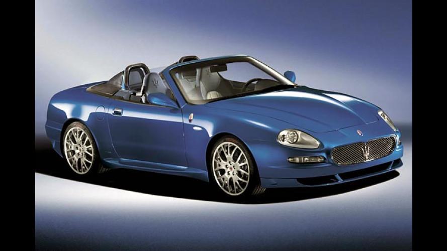 Maserati Spyder: Limitierte Sonderedition zum Neunzigsten