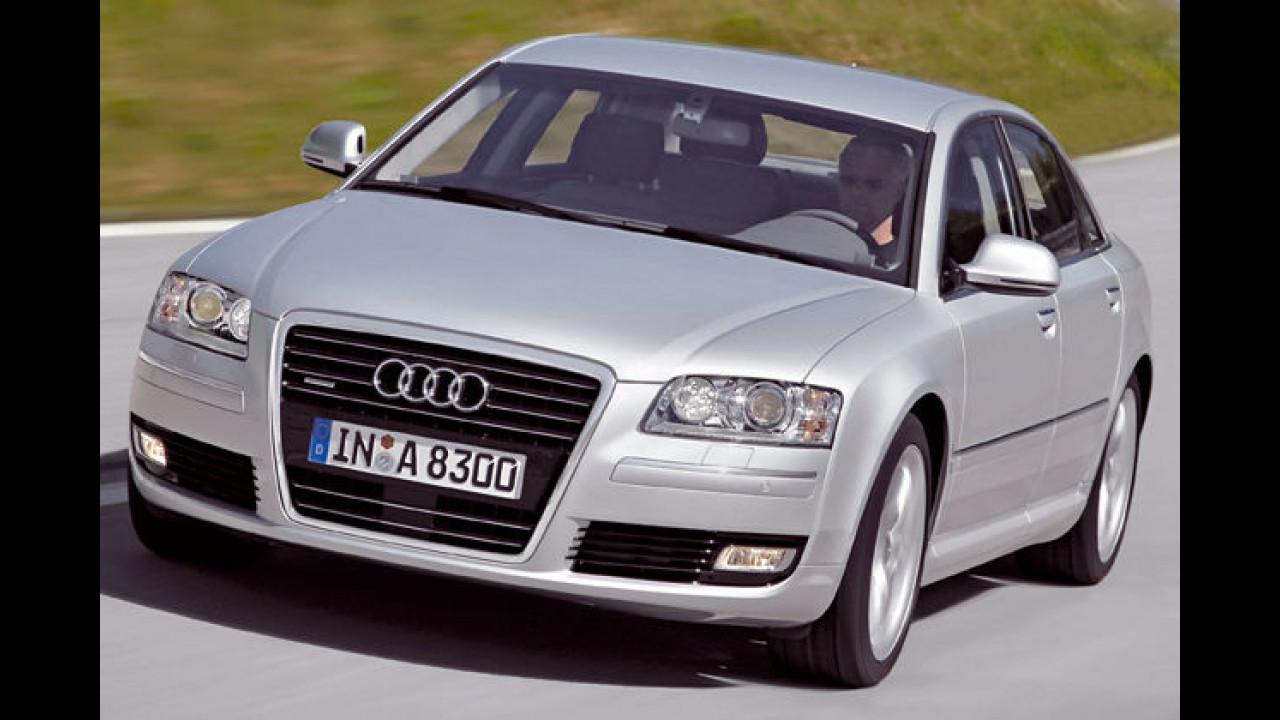 Audi A8 3.0 TDI quattro tiptronic DPF