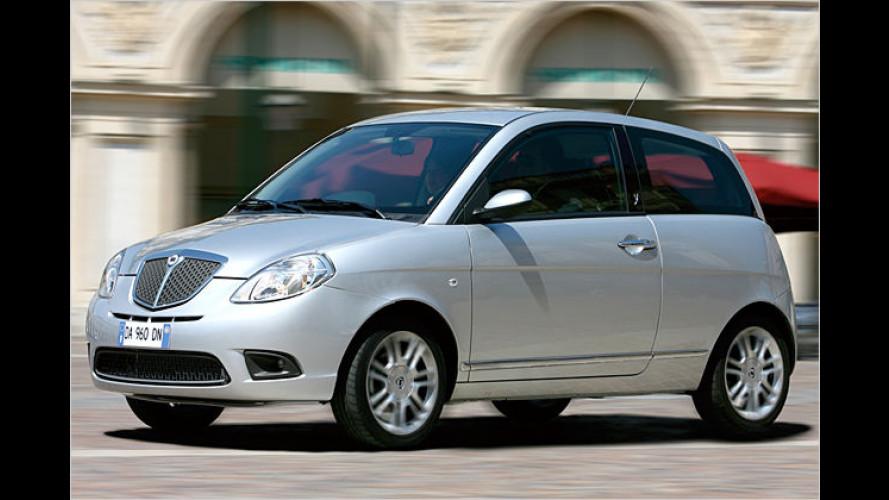 Lancia Ypsilon: Facelift für den kompakten Edelitaliener