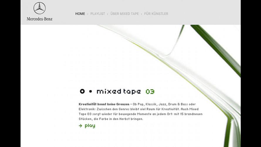 Mercedes-Benz: Mixed Tape kostenlos für Musikfans