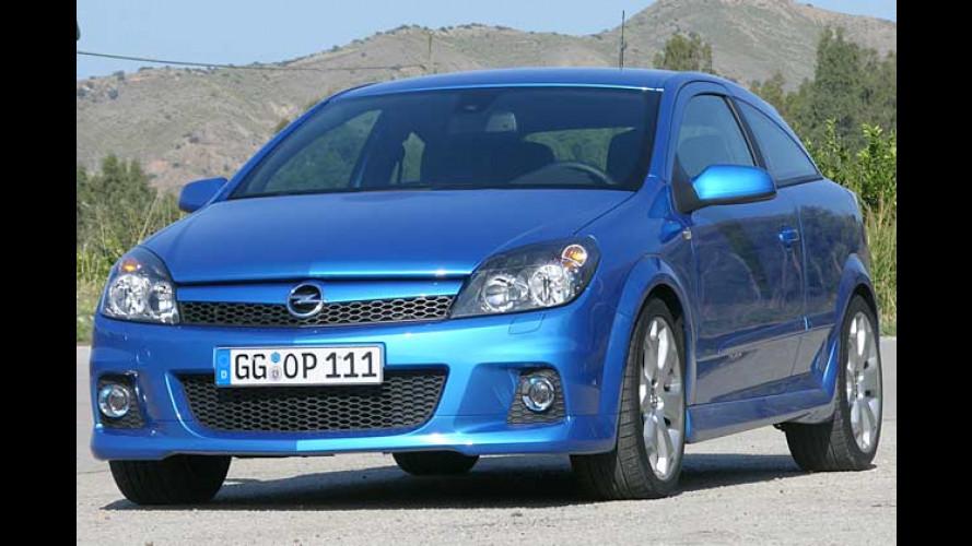 Opel Astra OPC im Test: Turbostarker Kurvenräuber