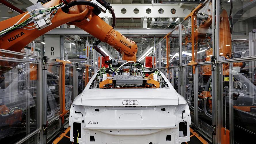Lanzamiento Audi A8 2018