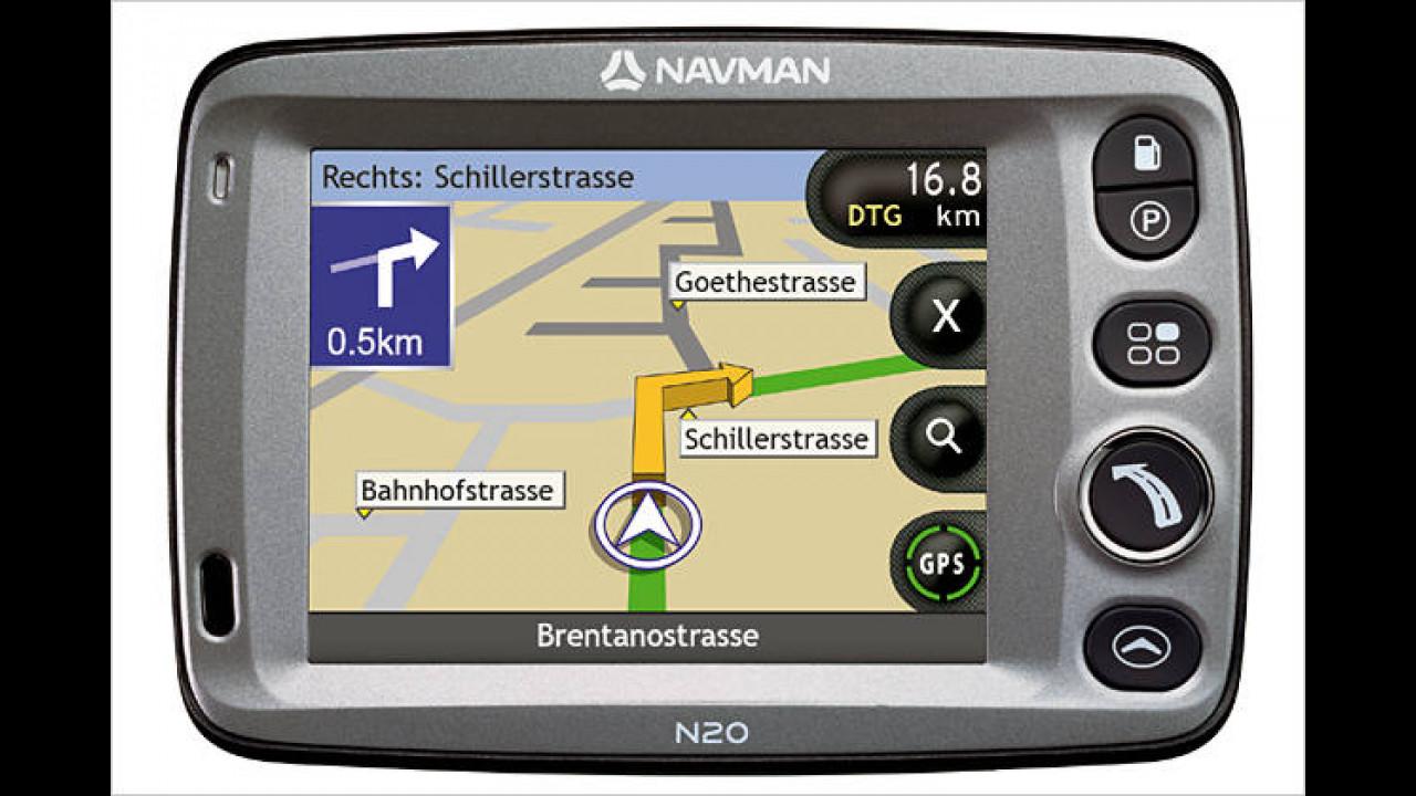 Navman N-Serie