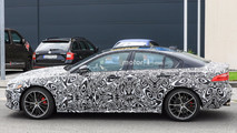 2019 Jaguar XE SVR spy photo