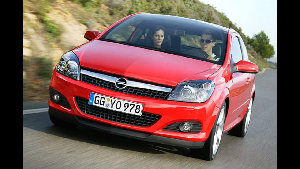 Opel Astra GTC 1.3 CDTI DPF