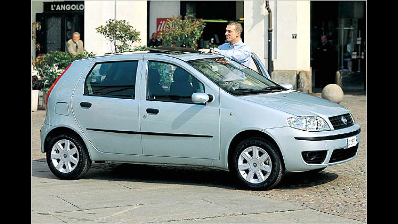 Fiat Punto Start 1.2 8V