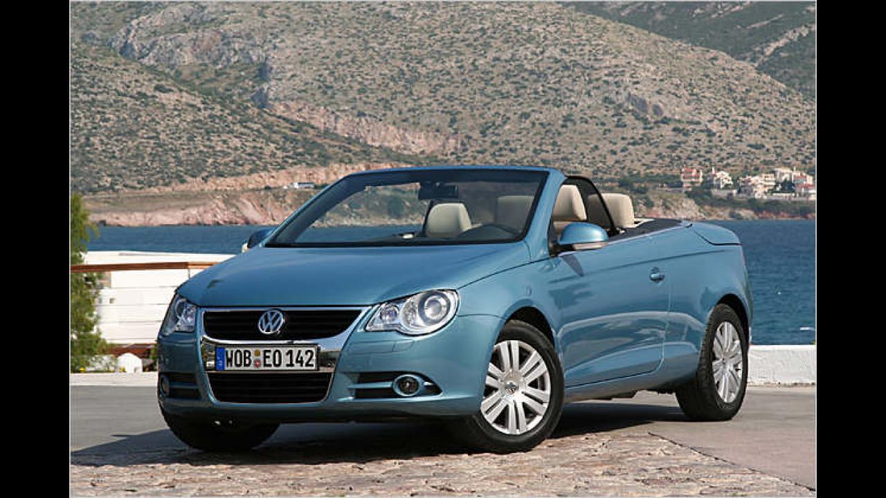VW Eos 2.0 TDI RPF