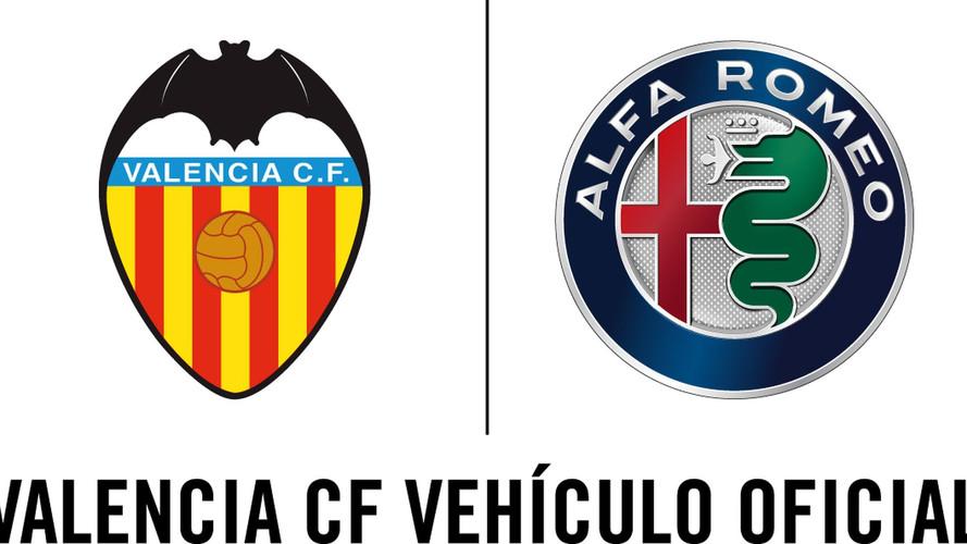 Alfa Romeo se pasa al fútbol