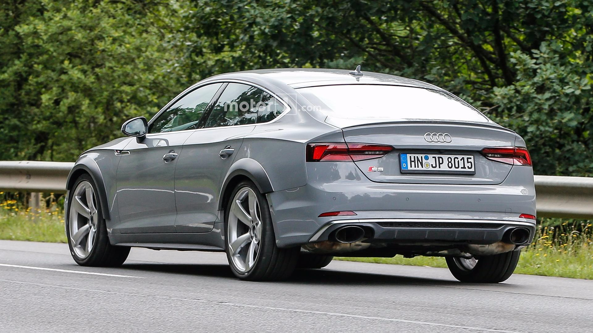 2019 Audi Rs5 Sportback Is That You