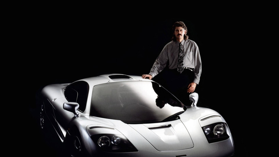 The Man Behind The McLaren F1 Is Setting Up A New Car Company