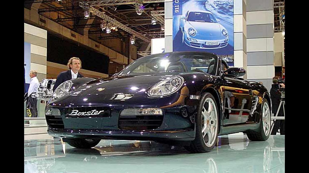 Auto Salon Paris 2004: Alle Neuheiten in der großen Übersicht