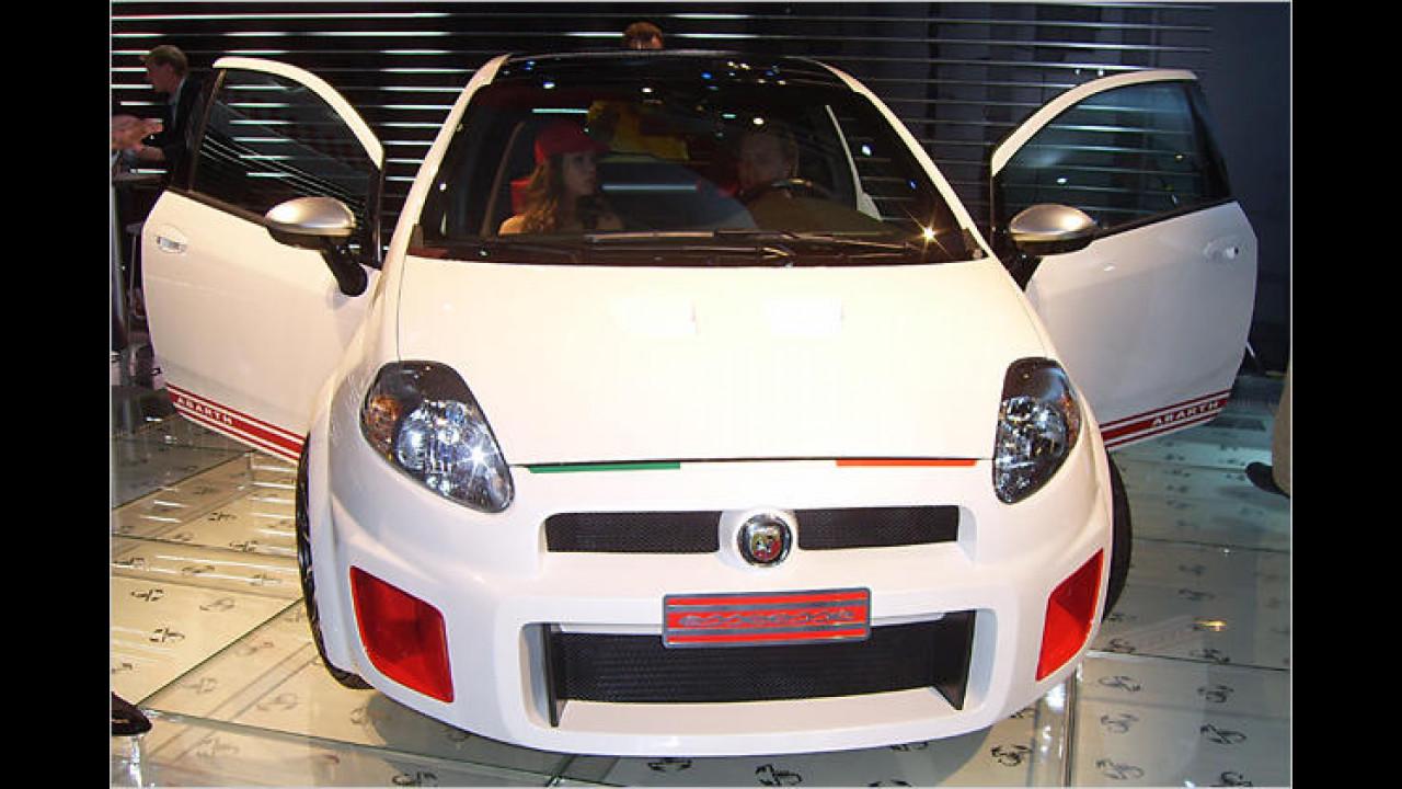 Fiat Grande Punto Abarth Super Sport