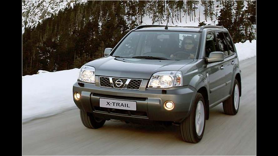 Nissan X-Trail: Sonderedition Columbia mit vielen Extras