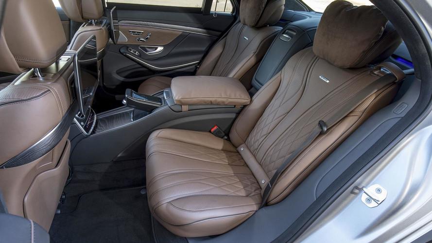 2018 Mercedes Amg S63 Review Big Bang Baby