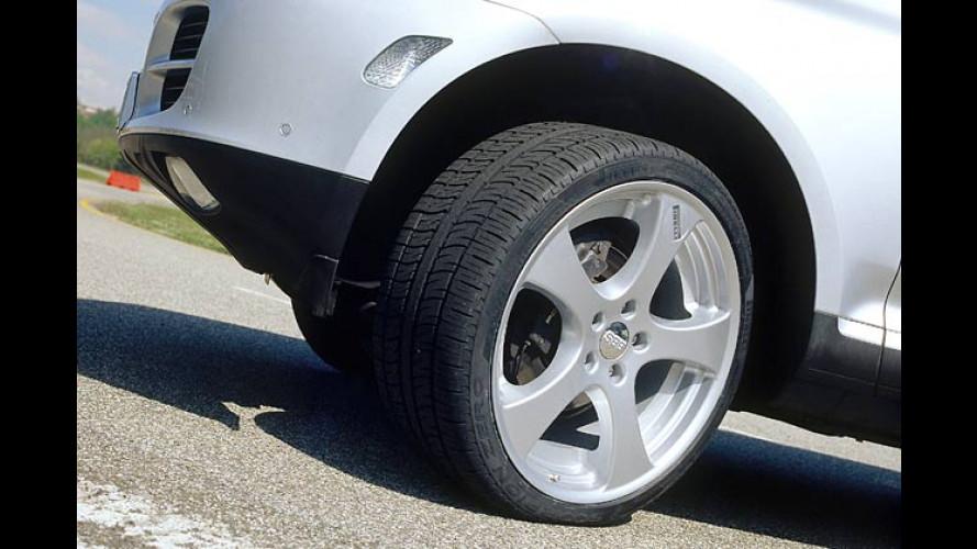 Pirelli: Der intelligente Reifen für moderne Autos