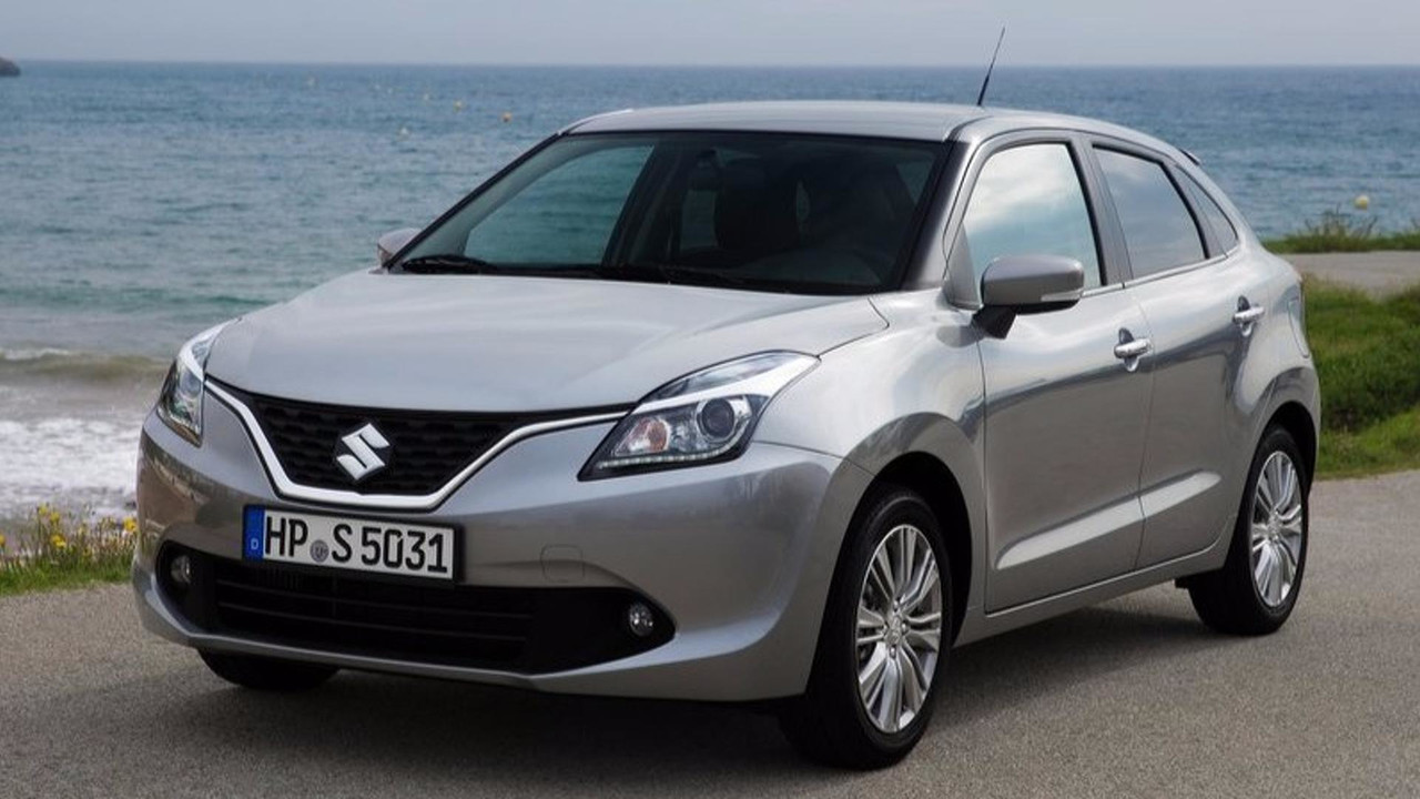13- Suzuki Baleno 1.2 GL AT