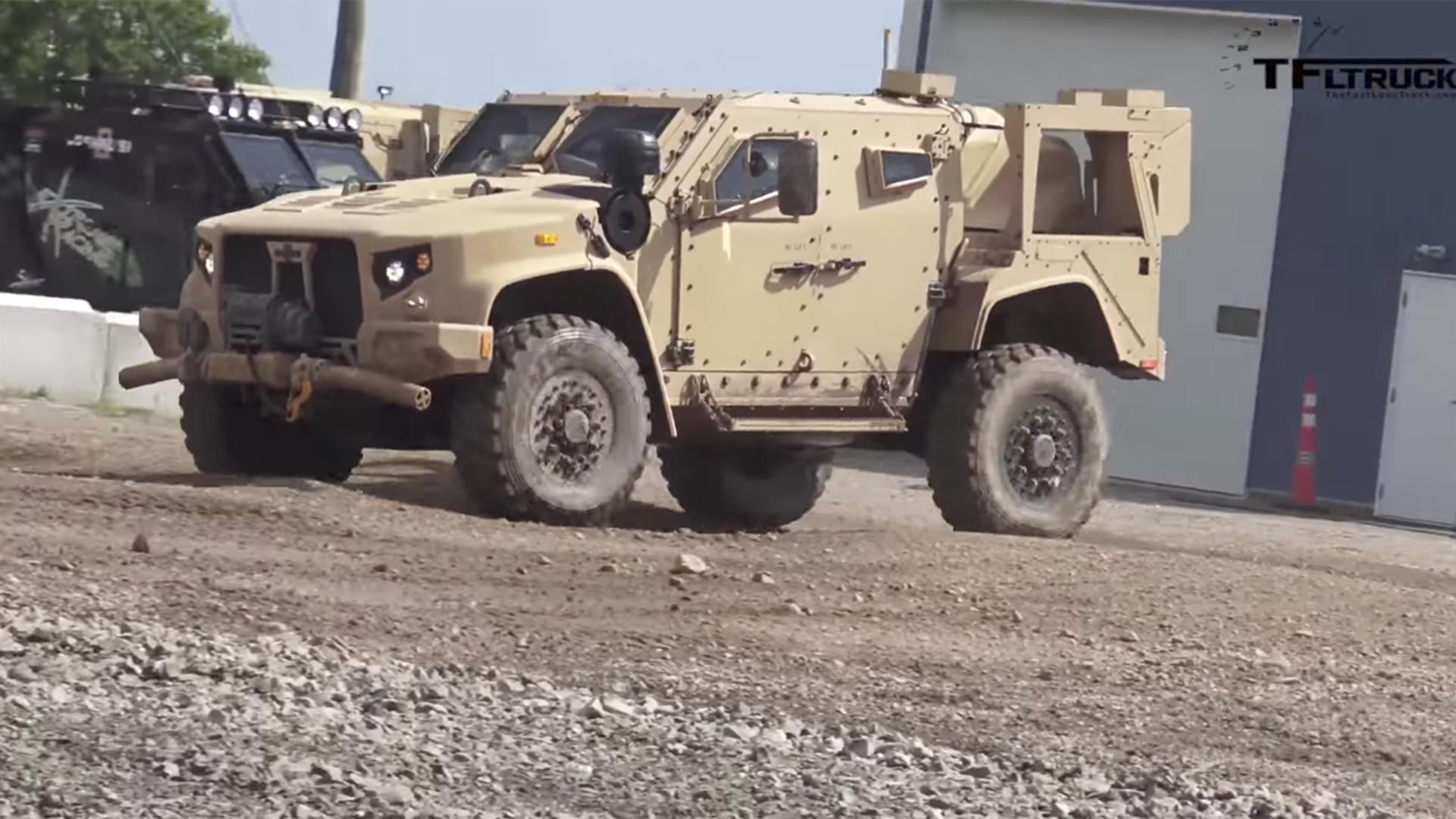 Oshkosh Defense Jltv >> Meet The Jltv The Beastly Replacement For The Humvee