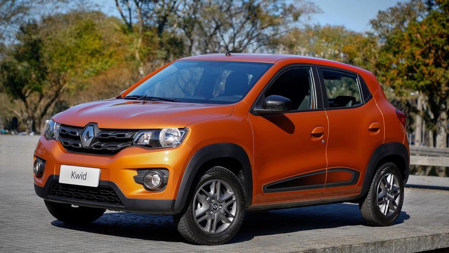 Renault Kwid completa um ano de mercado com 57 mil unidades vendidas