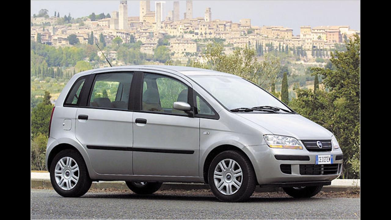 Fiat Idea (bis 2007)