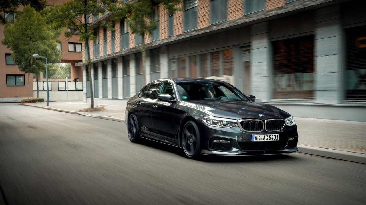 Bmw 5 Series Sedan And Wagon By Ac Schnitzer Photos 2018