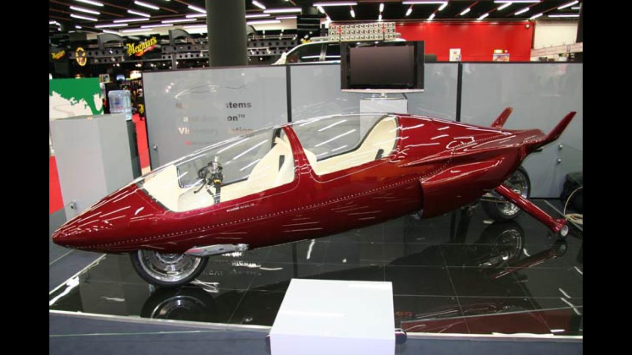 Acabion GTBO 36: Die Perry-Rhodan-Rakete