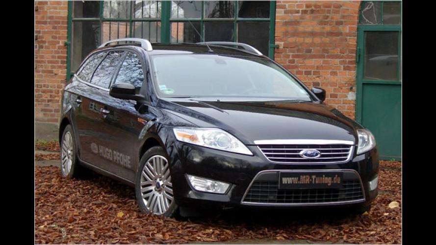 Tuner MR powert Ford Mondeo auf 260 PS