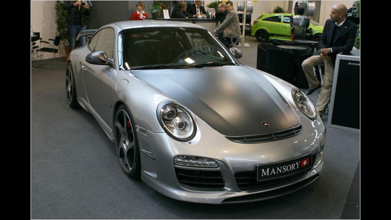 Mansory Porsche 911