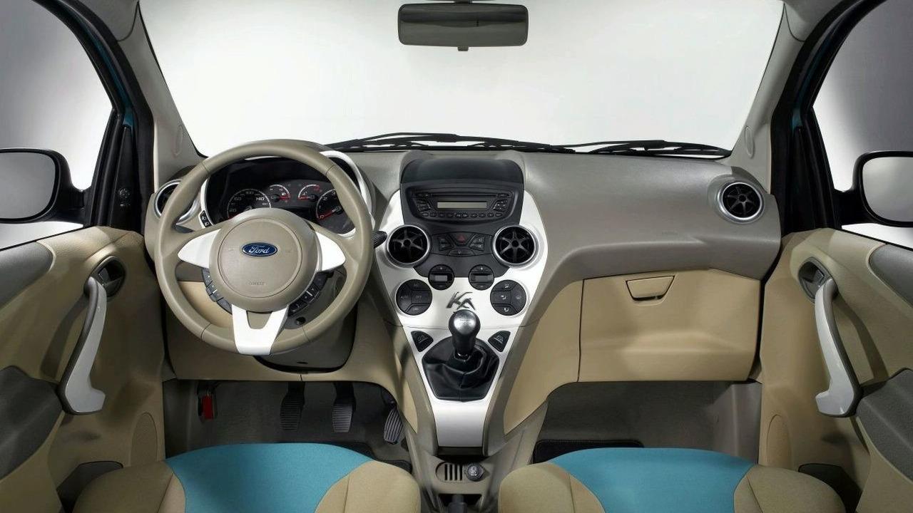 New Ford Ka