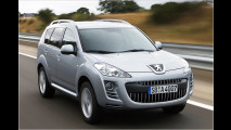 Peugeot laufen mit E10