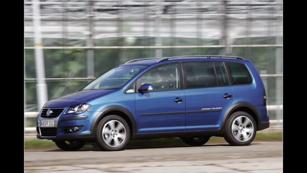 VW CrossTouran 1.4 TSI EcoFuel 7-Gang-DSG
