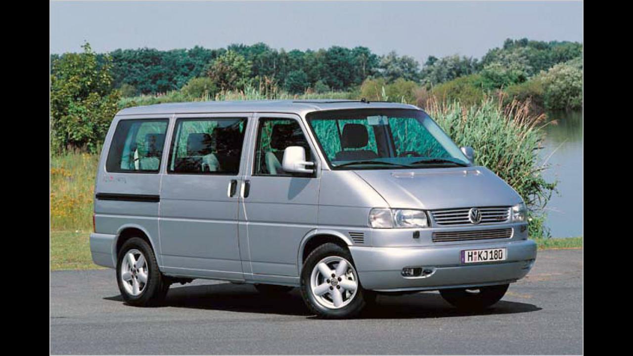 VW Caravelle/Multivan 2.5 TDI