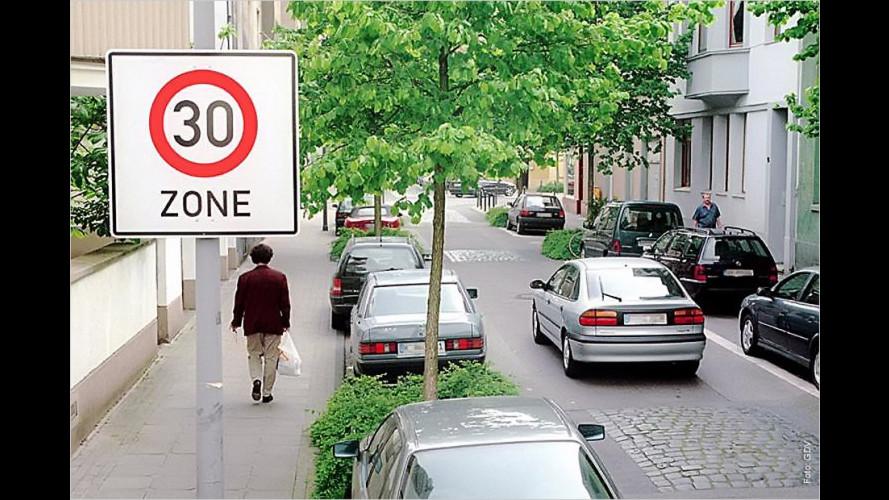 SPD und Grüne wollen Tempo 30 in Städten