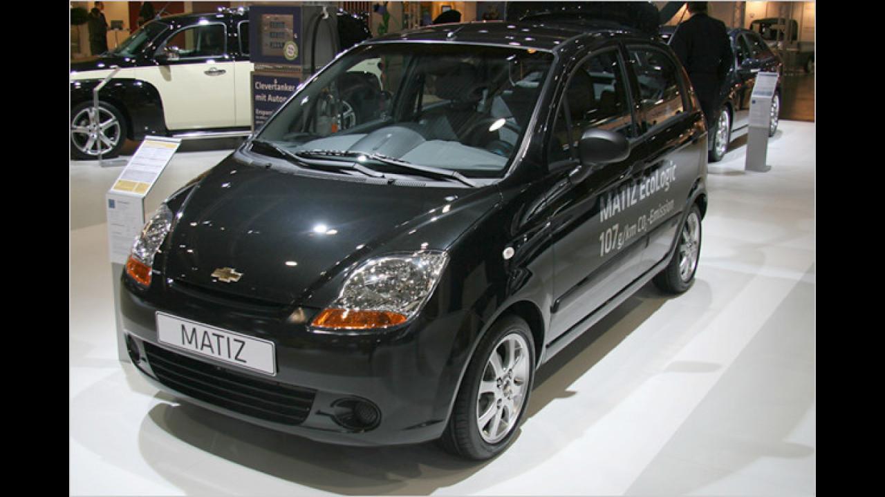 Chevrolet Matiz EcoLogic