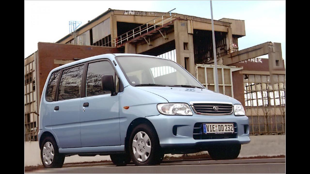 14. Daihatsu Move (2002)