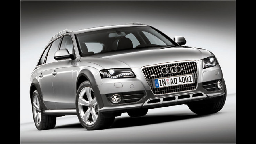 Audi A4 allroad quattro (2009): Ein Avant für alle Fälle