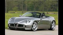 Alfa 8C läuft über 300
