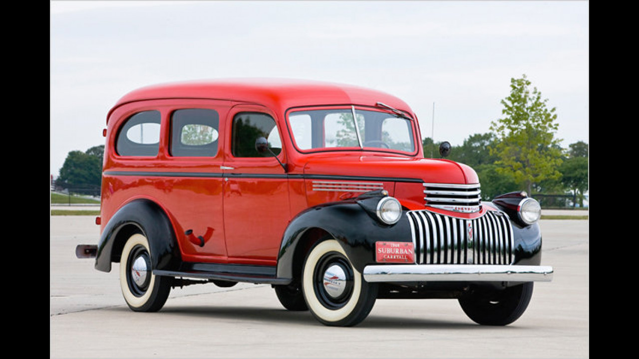 Chevrolet Suburban (1940)